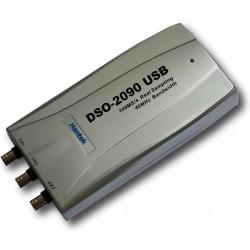 Hantek DSO2090 Osciloscopio USB 40 MHZ / 2 Canales
