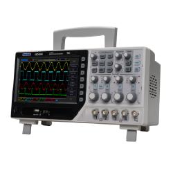 Hantek DSO4254B Osciloscopio 4 canales 250MHZ
