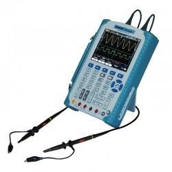 Hantek DSO1122S Osciloscopio Portátil 100MHZ Aislado