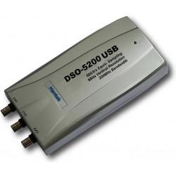 Hantek DSO5200 Osciloscopio USB 200 MHZ / 2 Canales