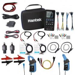 Hantek 2D82AUTO Mini Osciloscopio Portátil para Automoción KIT PREMIUM
