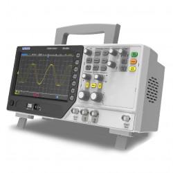 Hantek DPO6102C Osciloscopio de 2 Canales con 2 Generadores AWG