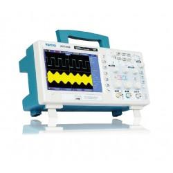 Hantek DSO5062B Osciloscopio 2 canales 60MHZ