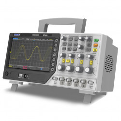 Hantek DPO6104C Osciloscopio de 4 Canales 100Mhz con 2 Generadores AWG