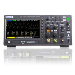 Hantek DSO2D15 Osciloscopio 2 canales 150MHZ  + Gen. AWG
