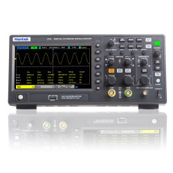 Hantek DSO2C15 Osciloscopio 2 canales 150MHZ