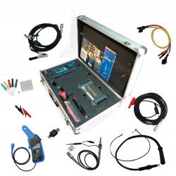 Hantek 6074BE Osciloscopio para automoción 70MHZ - Kit Avanzado