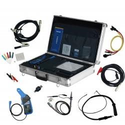 Hantek DSO3064 Osciloscopio para automoción 60 MHZ / 4 Canales - Kit Avanzado