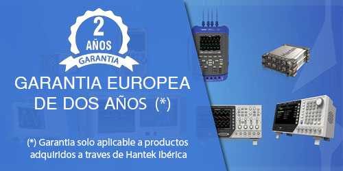 Garantia Hantek Ibérica